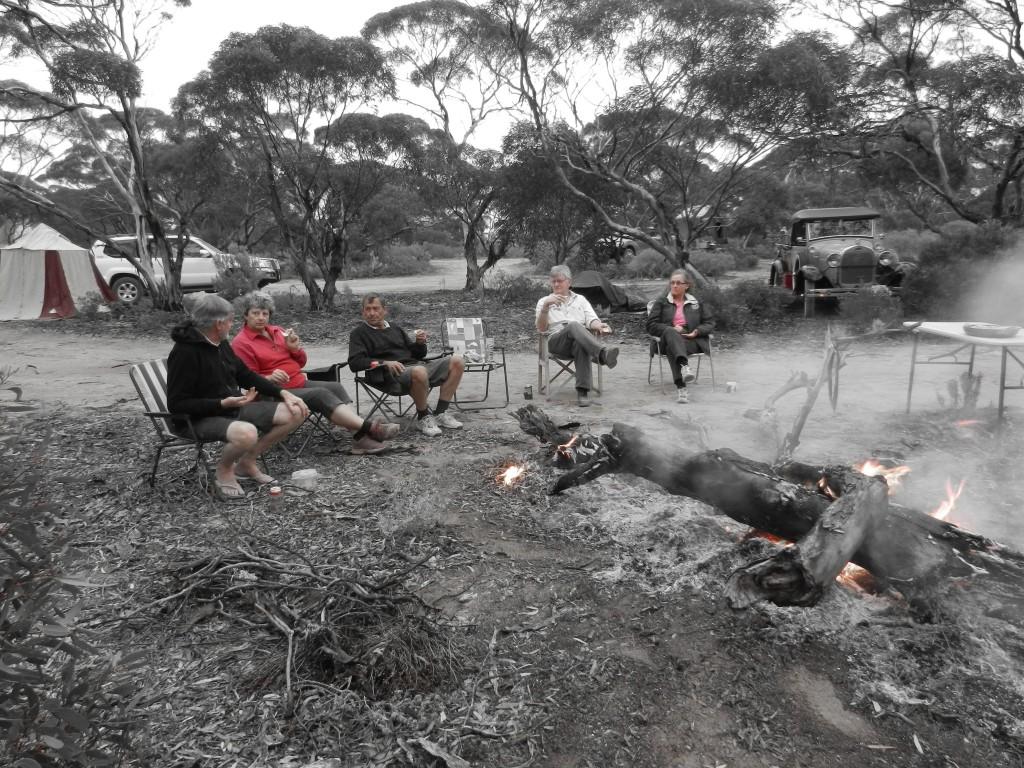Last Bush Camp