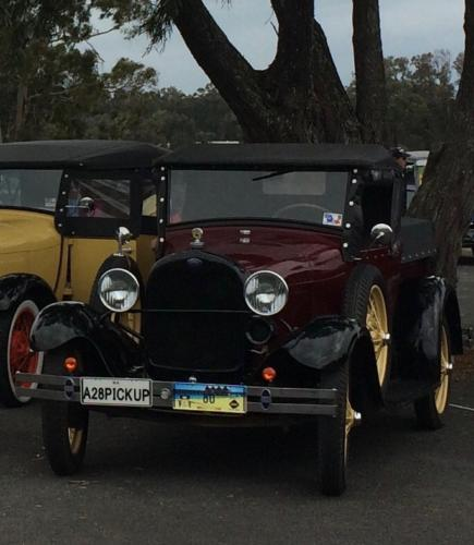 Dean Roberts 1928 Pickup