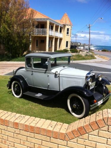 Evan Gobby 1931   5 Window Coupe
