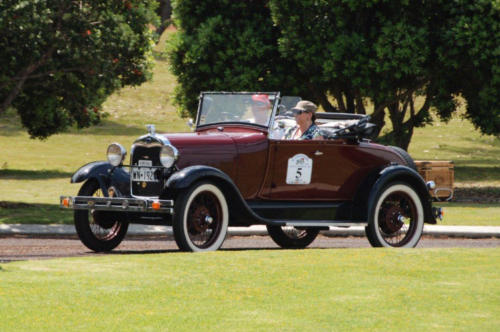 Gary Knight 1929 Roadster