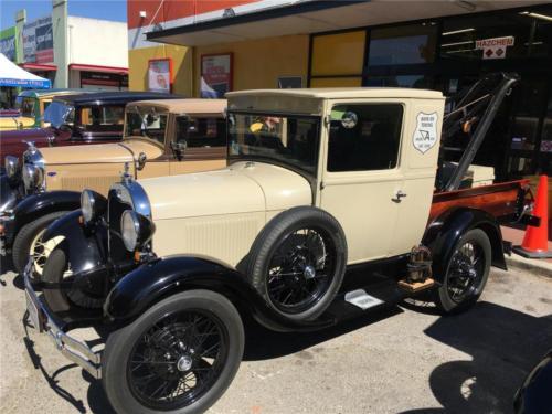 Hans Hurij 1928 tow truck