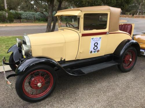 Ian Steer 1928 Sport Coupe