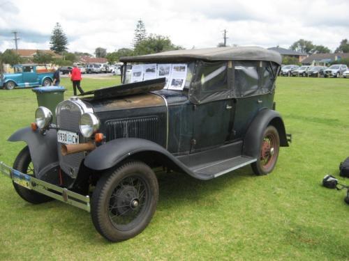 Jason Fowler 1930 Phaeton