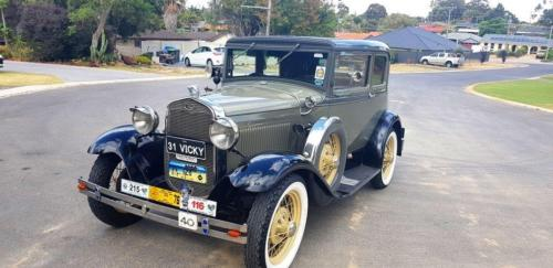 Peter Lynch 1931 Victoria Coupe
