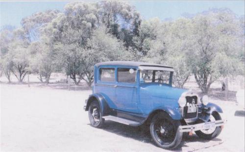 Robin Bathgate 1929 Tudor