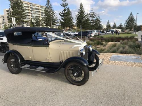 Terry Redman 1928 Phaeton