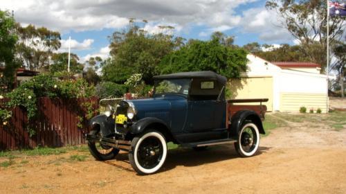 Tom Hart 1928 Utility